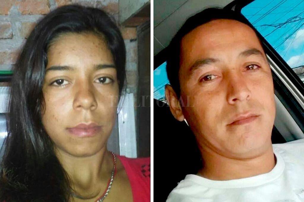 Pandemia y publicidad: ¿Cómo será el juicio por el femicidio de Rosalía Jara? - Rosalía Jara y Juan Valdéz. -