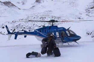 Hallaron en la nieve a cinco personas perdidas hace doce días en Neuquén