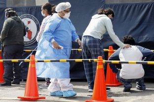 El mundo registró una jornada récord de contagios de coronavirus