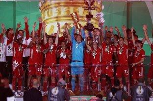 Bayern Munich, bicampeón de la Copa de Alemania al vencer al Bayer Leverkusen de Alario