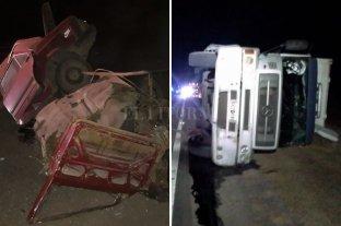 Dos muertos en un accidente en la Ruta Nacional 34 -  -