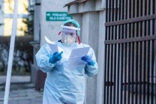 Registraron este domingo 9 muertes por coronavirus en Argentina - Imagen ilustrativa. -