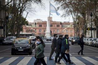 Covid-19: 26 fallecidos y 2.439 nuevos casos en las últimas 24 horas en Argentina