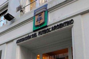 La Comisión Médica de AFA vuelve a reunirse para preparar los protocolos sanitarios del fútbol