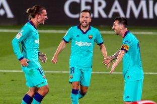 """""""Messi quiere seguir en el Barcelona"""" dijo el presidente Bartomeu"""