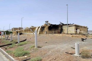 """Irán admitió una explosión en un complejo nuclear que causó """"daños significativos"""""""