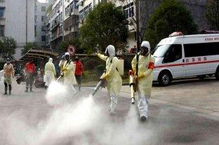 Alerta sanitaria en una ciudad china por un posible caso de peste bubónica