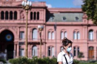 Informaron este lunes 16 nuevas muertes por coronavirus en Argentina -  -