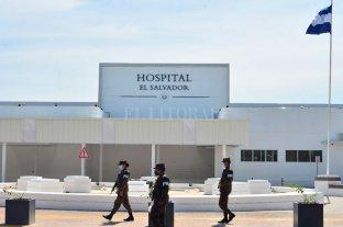 Coronavirus: El salvador superó los ocho mil casos