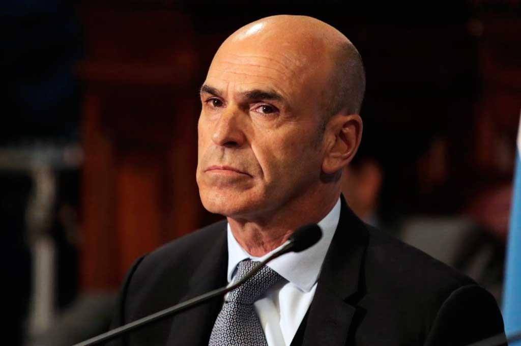 Gustavo Arribas, ex director de la AFI Crédito: Gentileza