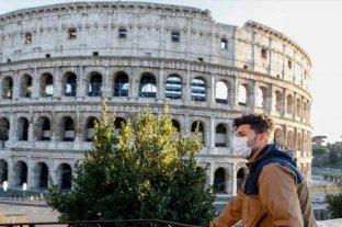 Italia diseña un plan para contener los positivos de coronavirus que lleguen del exterior