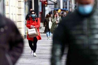 Austria vuelve a tener más de un millar de infecciones activas de coronavirus