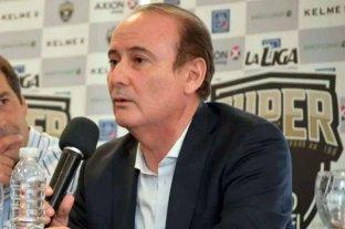 Presidente de la AdC estima que en octubre se podría jugar la Liga de Básquetbol