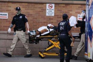 EEUU superó los 130.000 muertos y en Texas y Florida alertan sobre un posible colapso sanitario