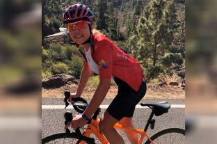 Muere la ciclista italiana Roberta Agosti en un accidente durante una sesión de entrenamiento