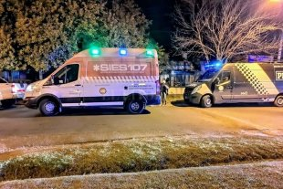 Dos adultos mayores fallecieron en un incendio en Rosario