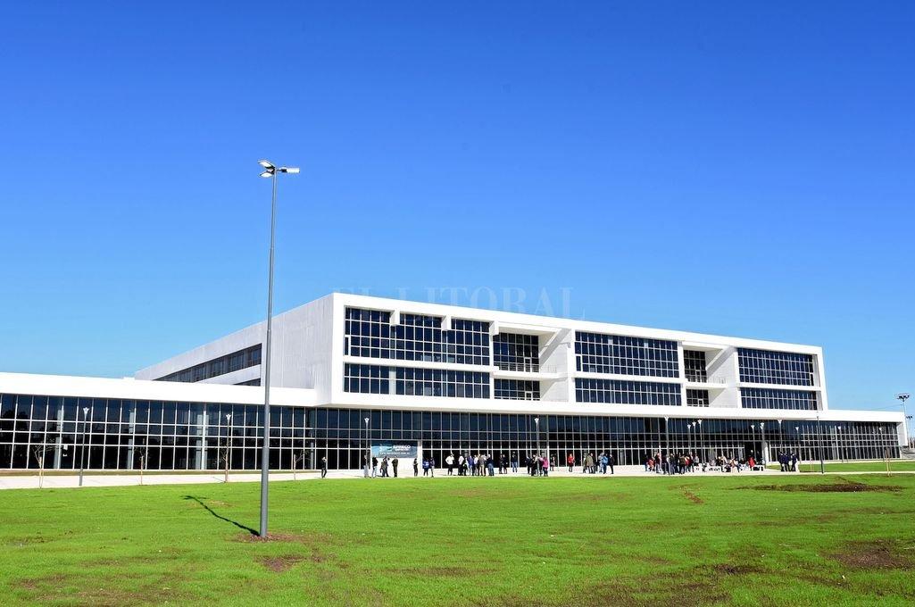 Hospital Regional Sur de Rosario.  Crédito: Mirador Provincial