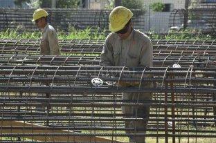 En junio la construcción sufrió una contracción interanual del 14,8%