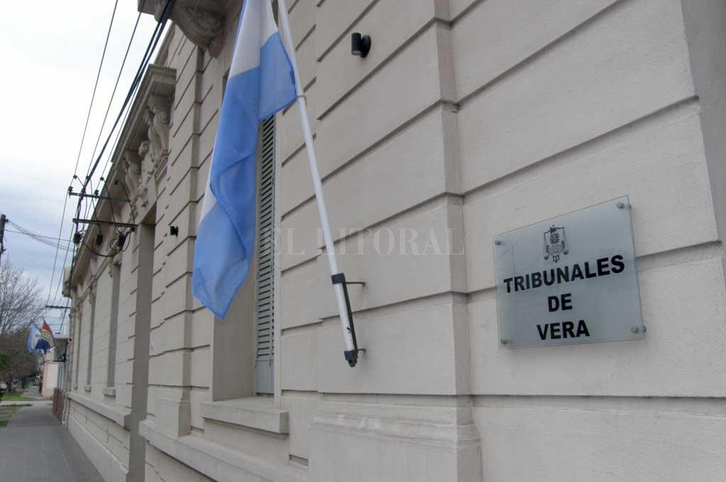 Los tribunales de Vera serán sede de un juicio histórico para el norte provincial Crédito: Archivo El Litoral