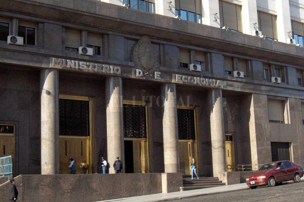 Ministerio de Economía de la Nación. Crédito: Archivo El Litoral