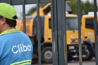 El atraso en el pago de los servicios a Cliba provocó un paro de trabajadores -  -