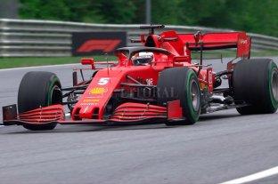 Vettel no sabe si continuará en la Fórmula Uno