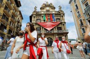 Día de San Fermín: sin toros ni encierros en las calles de Pamplona por la pandemia