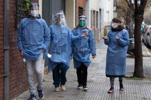 20 nuevos fallecidos por coronavirus en Argentina -  -