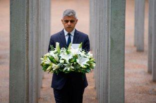 Londres recordó a la víctimas del peor atentado terrorista en su historia