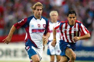 Zabaleta podría regresar a San Lorenzo