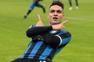 Inter ofrece duplicarle el sueldo a Lautaro Martínez para que siga en Italia