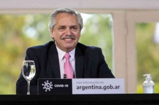 """Alberto Fernández sostuvo que """"Argentina tiene un horizonte"""" tras la pandemia"""
