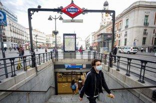 Cataluña obligará a usar barbijo en las calles ante previsión de más casos de coronavirus