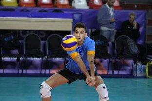 El sanjuanino Bruno Lima seguirá su carrera en el vóleibol turco