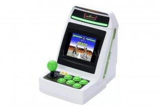 Sega anunció un mini Arcade con 36 juegos clásicos