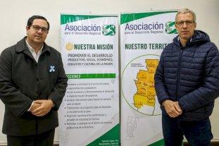 """Cónclave Vallejos - Scarpin por el """"desarrollo del norte santafesino"""""""