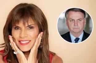 """Anamá Ferreira: """"Jair Bolsonaro lo enfrentó y el coronavirus le ganó"""""""