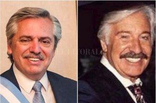 Viral: se tatuó un Alberto Fernández que se parece más a Roberto Galán