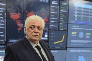 """González García cree que la curva puede empezar a bajar """"en dos o tres días"""" -  -"""