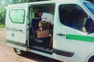 Escándalo en Santiago del Estero: usaban una ambulancia oficial para hacer mandados