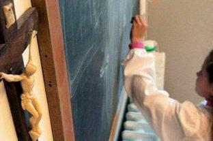 Las escuelas religiosas piden ayuda al Estado