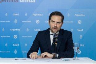 El Secretario de Obras Públicas de la Nación confirmó que tiene coronavirus - Martín Gill -