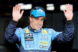 Fórmula Uno: Fernando Alonso nuevo piloto de Renault