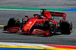 Vettel busca mejorar el auto para su próxima carrera