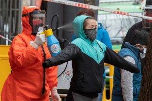 11 nuevos fallecidos por coronavirus en la Argentina -  -