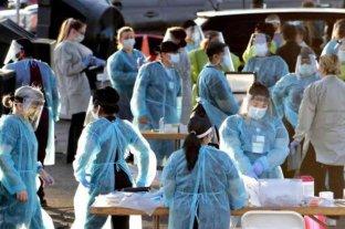 Covid-19: Estados Unidos registró este martes más de 60.000 nuevos casos