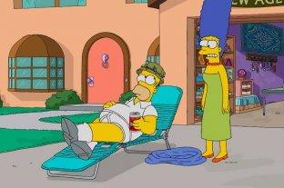 Súper maratón de Los Simpsons este viernes
