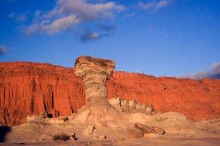 El Valle de la Luna podrá ser visitado por turistas locales