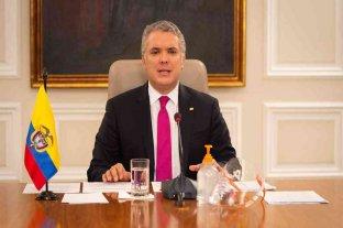 El presidente colombiano dio negativo en su quinta prueba de Covid-19