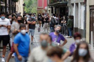 Repunte de casos de coronavirus en España
